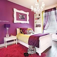deco chambre violet chambre a coucher blanche et mauve