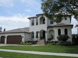 Mediterranean Roof Tile Eagle Roofing Exterior Mediterranean With Concrete Tiles