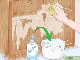 how to clean and shine oak cabinets how to clean oak cabinets with pictures wikihow