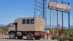 mitsubishi fuso 4x4 expedition vehicle we bought a military truck so you don u0027t have to outside online