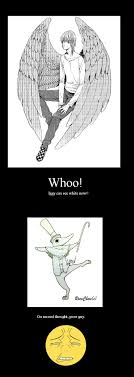 Excalibur Meme - max ride x soul eater iggy sees white now meme by