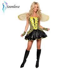 Bumblebee Halloween Costumes Popular Bumble Bee Halloween Costumes Buy Cheap Bumble Bee
