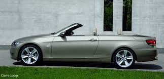 bmw 3 convertible for sale 2007 bmw 3 series convertible bmw get s in the coupe cabrio