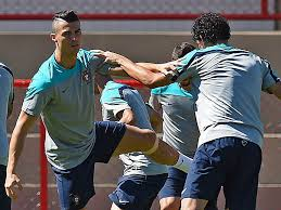 cristiano ronaldo haircut portugal star unveils another new do