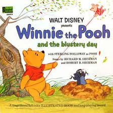 Winnie The Pooh Photo Album Various Winnie The Pooh And The Blustery Day Vinyl Lp Album