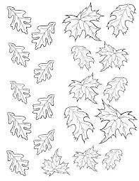 coloring pages fall leaf coloring pages fall autumn coloring