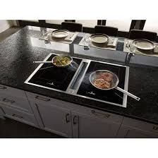 Downdraft Cooktops Jid4436es 36 Induction Downdraft Cooktop