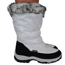 s boots wide width s waterproof winter boots wide width santa barbara