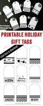 holiday gift tag printables today u0027s creative blog