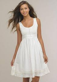 white summer dresses casual white summer dress hairstyle for women