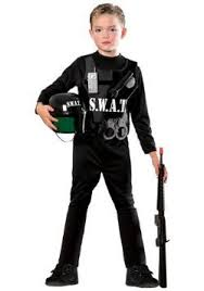 Boy Costumes Halloween 25 Swat Halloween Costume Ideas Swat Costume