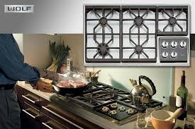 Wolf Downdraft Cooktop Kitchen Best Amazing Wolf 5 Burner Gas Cooktop Intended For