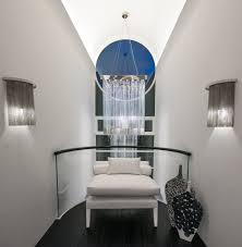 Entrance Light Fixture by Master Bedroom Entrance Hall Contemporary With Lighting Clear Shade