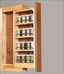 Soho Magnetic Spice Rack Dining Room Fabulous Slide Out Pan Organizer Kitchen Cupboard