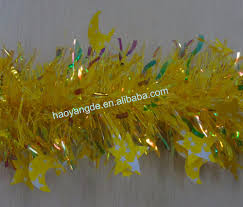Halloween Tinsel Garland by Orange Christmas Garland Orange Christmas Garland Suppliers And