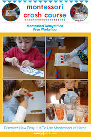 The Montessori Child At Home When Practical Life Is by 234 Best Montessori Science Images On Pinterest Montessori