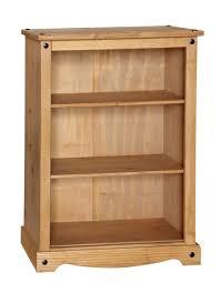 Low White Bookcase by Low Wide Bookcase Cube Oak Low Bookcase Solid Oak Large Open