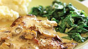 cuisiner le veau côtes de veau à la crème recette de paul bocuse et bertron