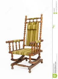 Wooden Rocking Chair Old Wooden Rocking Chair Stock Photography Image 23882592