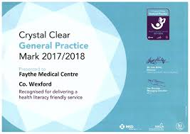 the faythe medical centre doctor wexford gp wexford healthcare