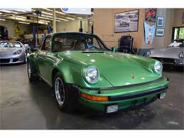 porsche 930 turbo 1976 1976 porsche 911 for sale on classiccars com