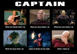 Captain Picard Meme - what my friends think i do what i actually do captain picard
