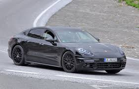 porsche sedan convertible porsche panamera mk2 spyshots it u0027s 2016 u0027s new panam codenamed g2
