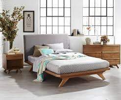 Freedom Bedroom Furniture Calibra Bed Frame And Bedroom Furniture Natural Flair Magazine
