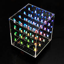 Cube Lights Rgb Led Light Cube Now Available At Fry U0027s