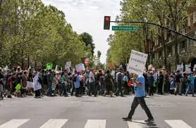thousands in bay area take part in march for science against