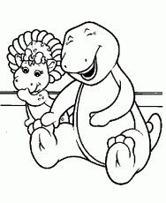 barney coloring pages 22 33 coloring