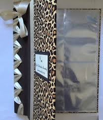 Animal Print Bedding For Girls by Cheetah Print Photo Album Animal Print Photo Album Bridal
