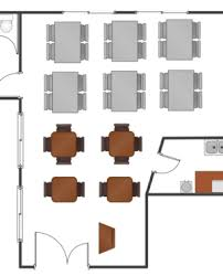 resturant floor plan conceptdraw powerful and complete restaurant drawing software with