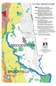 Map Of Ct Towns Town Of Bridgewater Ct Plan Of Conservation And Development