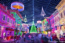 interesting ideas disney christmas lights holiday events and