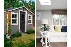 lowes katrina cottages the man cave has a new neighbor u2014the she shed wsj
