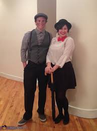 Halloween Costumes Mary Poppins Mary Poppins Chimney Sweep Couples Costume Large