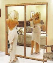 Bifold Closet Doors Menards Bathroom Closet Mirrored Bifold Doors Cool Mirror Sliding