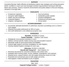 In House Counsel Resume Examples Sample Lawyer Resume Sample Lawyer Resume Resume Cv Cover Letter