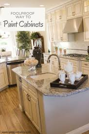 what is the best way to paint kitchen cupboards the best way to paint kitchen cabinets diy painted kitchen