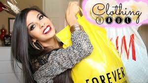 forever 21 thanksgiving fall winter clothing haul 2014 forever 21 h u0026m target youtube