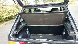 volkswagen golf trunk golf gti mk1 boot golf gti mk1 pinterest mk1 volkswagen
