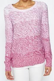 ombre knit jumper just 5