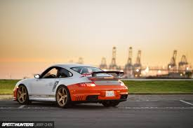 urban outlaw porsche modern outlaw the sharkwerks 997 gt2 speedhunters
