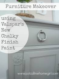 valspar u0027s chalky finish paint makeover stockings chalk paint