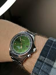 seiko bracelet metal images Seiko alpinist just picked up the seiyajapan metal bracelet jpg