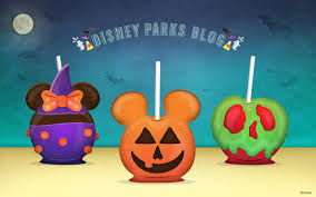 download our halloween candy apples wallpaper now disney parks blog