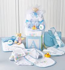 is for baby boy grand gift block