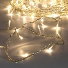 accessories tree lights with clear cable 100 strand