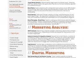 marketing resumes resume marketing resumes endearing marketing resume words